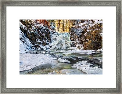 Winter Wonderland Framed Print by Rick Kuperberg Sr