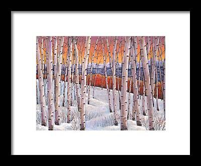 Taos Framed Prints