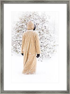 Winter's Tale II Framed Print by Edward Fielding