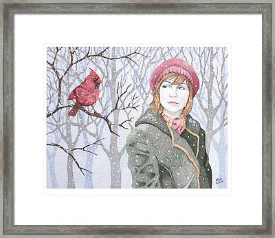 Winter's Tale Framed Print by Jack Puglisi
