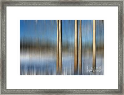 Winters Warmth Framed Print by Beve Brown-Clark Photography