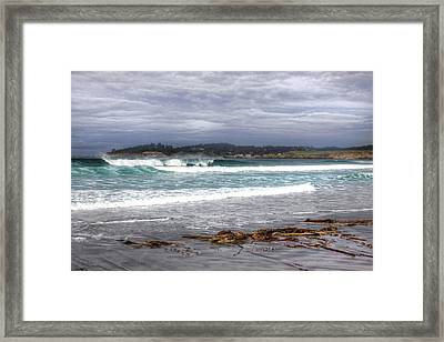 Wintertide  Framed Print
