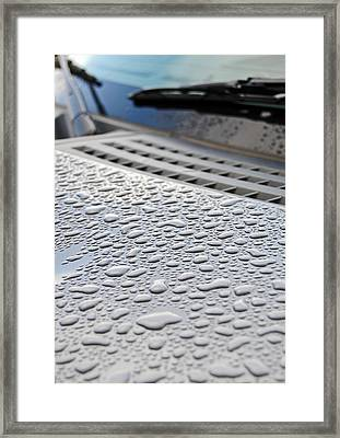 Wipers Framed Print by Skip Willits