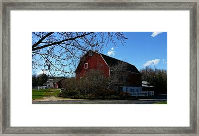 Wisconsin Framed Print by Joel Rams