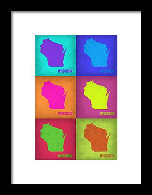 Wisconsin Framed Prints