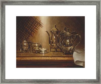 Wise Men Still Seek Him Framed Print by Graham Braddock
