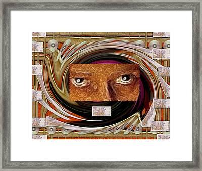 Wish List Pop Art Framed Print