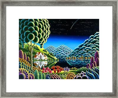 Wishing 12 Framed Print by Andy Russell