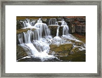 Wishy Washy Framed Print by Frozen in Time Fine Art Photography