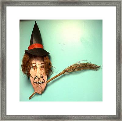 Witch Hazel Framed Print