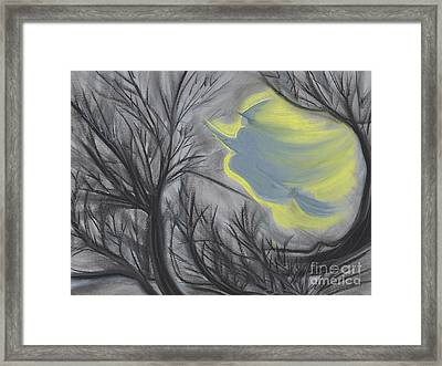 Witch Wood By Jrr Framed Print