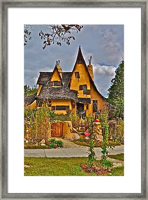 Witches House Framed Print