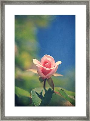 With Love Always Framed Print by Laurie Search