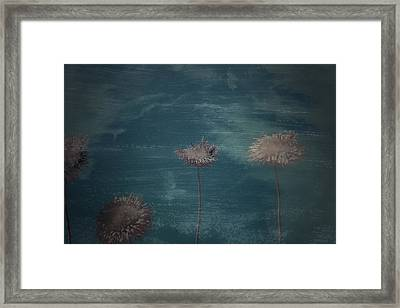 Without Borders Or Boundaries Framed Print
