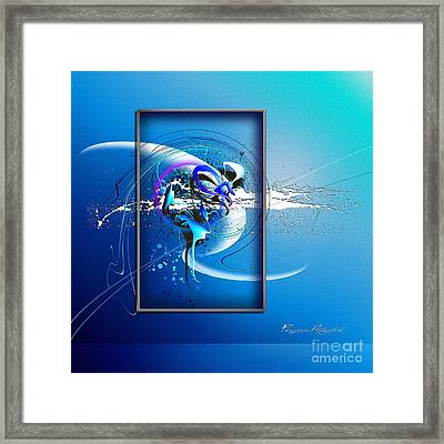 Without Limitation Framed Print