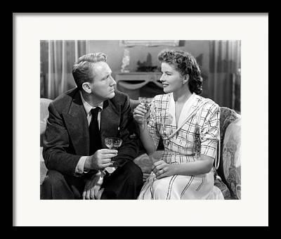 1945 Movies Framed Prints