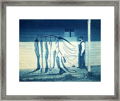 Wjv Osterhout Framed Print
