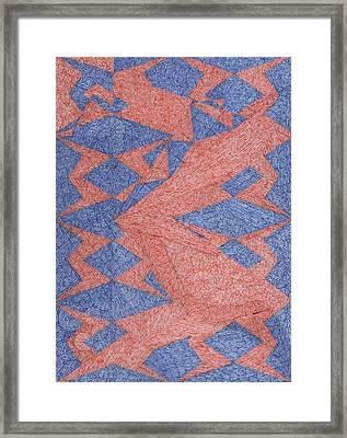 WM Framed Print by William Burns