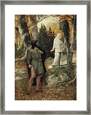 Wolfram Looked After Her, From The Framed Print