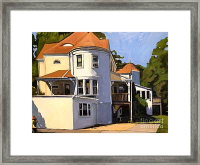 Wollaston Framed Print