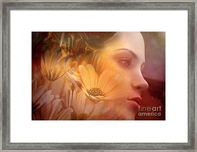Woman 2011 Framed Print