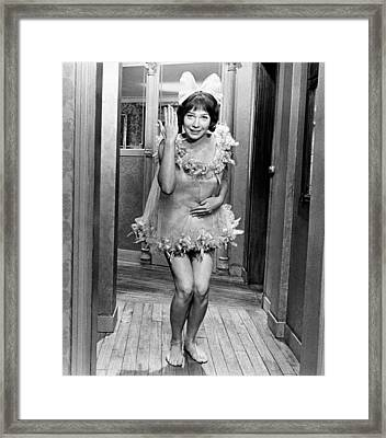 Woman Times Seven, Shirley Maclaine Framed Print by Everett