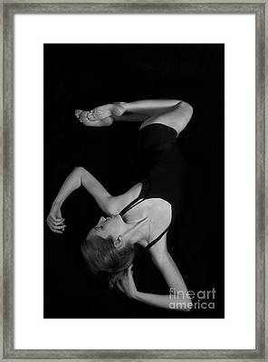 Body Framed Print