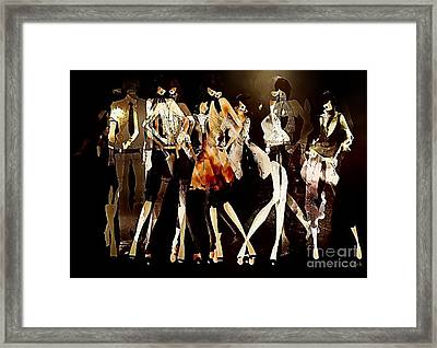 Women 496-11-13 Marucii Framed Print