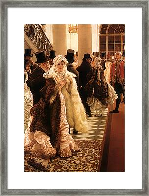 Women Of Fashion Framed Print by Mountain Dreams