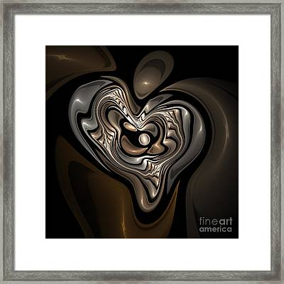 Women Strength Framed Print