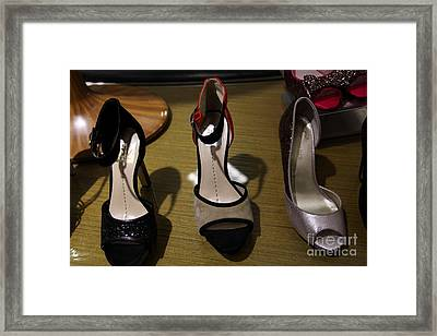 Women's Shoes - 5d20647 Framed Print