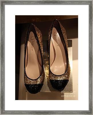 Women's Shoes - 5d20648 Framed Print