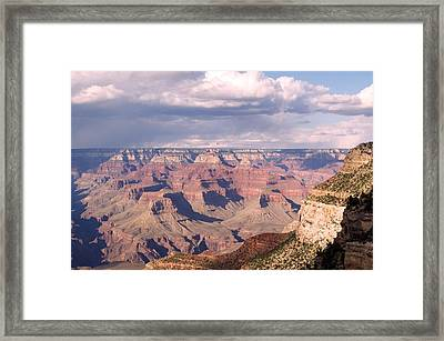 Framed Print featuring the photograph Wonder Full by Sandy Molinaro