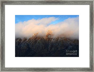 Wonder In The Land Of Enchantment Framed Print by Bob Christopher