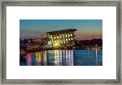 Framed Print featuring the photograph Wonder by Rob Sellers