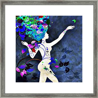 Wonderful Night Framed Print