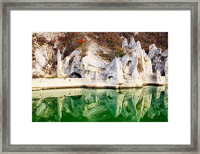 Wonderful Rocks Framed Print