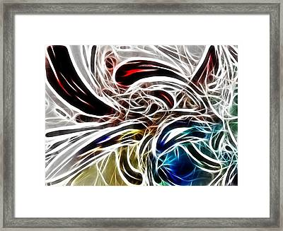 Wonderful Thoughts Framed Print