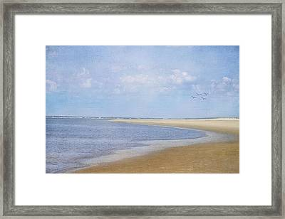 Wonderful World Framed Print