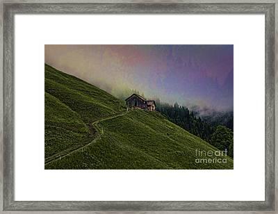 Wonderland-2 Framed Print