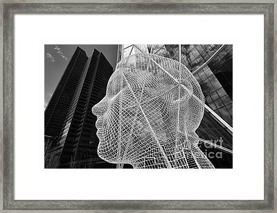 Wonderland 6 Framed Print by Bob Christopher