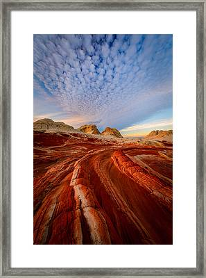 Wonderland Framed Print by Joseph Rossbach