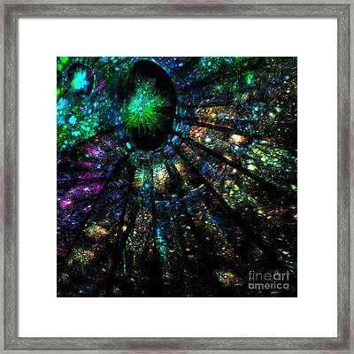 Wonders In The Universe Framed Print