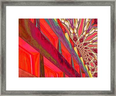 Wonderwall Framed Print by Wendy J St Christopher