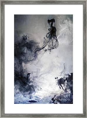 Wonderwoman Framed Print by Petros Yiannakas