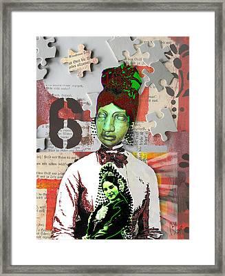 Wondrous Love Framed Print