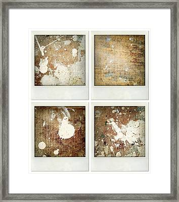 Wood Framed Print by Les Cunliffe