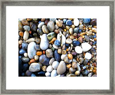 Wood Framed Print by Marcello Cicchini