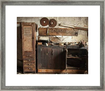 Wood Mill #1 Framed Print