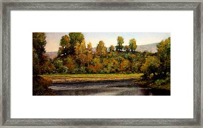 Woodland Bottoms #15 Framed Print